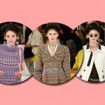 Как носить чокер — Chanel resort 2016