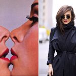 Красная помада — beauty trend 2015