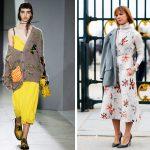 3 способа, как носить летнее платье зимой