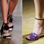 Модная обувь сезона весна-лето 2016, часть 2