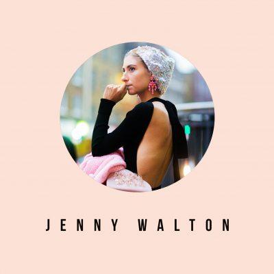 Стиль блогера: Дженни Уолтон